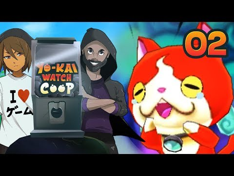 "02 ""STAY HYDRATED"" Yo-Kai Watch Co-op w/ Nappy + Nexus"