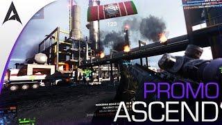 #Ascend Promo | The Best & Biggest Battlefield Team