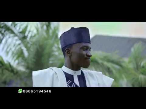 Download Duk Mai Kallon Wani Banza- mai san yaga baya na- official video by Ahmad shanawa