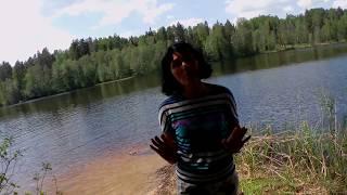 Женская рыбалка с Галкой