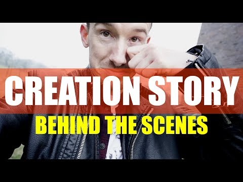 THE CREATION STORY | Behind The Scenes | @BrendonHansford Vlog