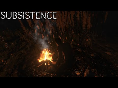 FIRST DAY   SUBSISTENCE FULL GAMEPLAY (DAY 1) #Tagalog