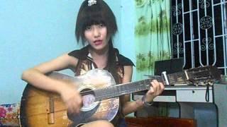 Cơn Mưa Ngang Qua - Tường Vi [Guitar Cover]
