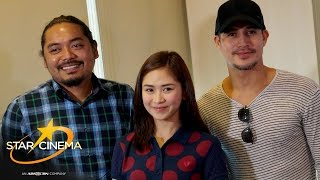 Breakup Playlist (Piolo Pascual-Sarah Geronimo movie) Story Conference