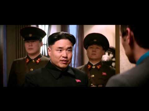 The Interview Final Trailer - Meet Kim Jong-Un - TrailersOn