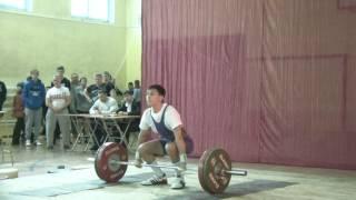 Дюжев Дмитрий, вк 56 Толчок 95 кг Чемпион!