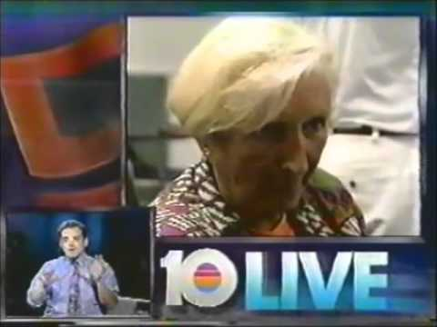 Hurricane Andrew - Florida News Coverage (8/23-24/1992)
