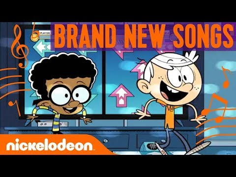 🎶14 Brand New Songs From The Loud House Music Special! 🎶 | Nick