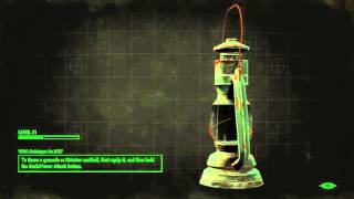 Fallout 4 Biometric Scanners Location