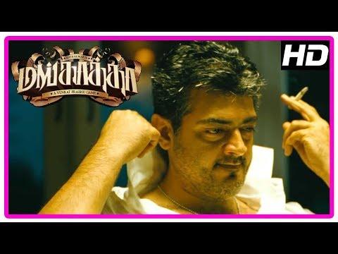 Ajith New Movie 2017 | Mankatha Movie Scenes | Ajith To Loot Money From Vaibhav And His Gang