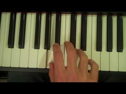 Asus4 Piano Chord Chordsscales