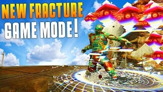 NEW FRACTURE GAME MODE! (Black Ops 3 New Fracture Game Mode Funny Moments) CRAZY!