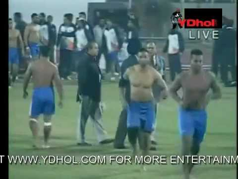 World Cup Kabaddi 2012 - India Vs Pakistan - 15 December 2012 - Full Travel Video