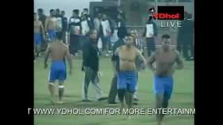 World Cup Kabaddi 2012 - India Vs Pakistan - 15 December 2012 - Full
