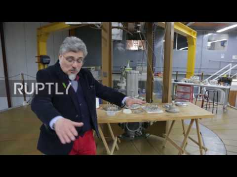 Chile: Is this the world's smallest nuclear fusion device?
