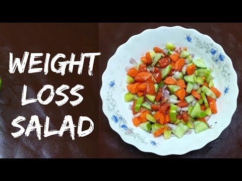 The Best Salad Ingredients to Lose Weight