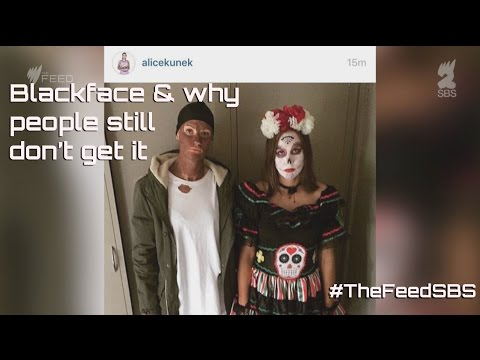 Blackface and why people still don't get it - The Feed