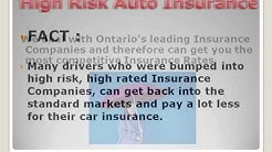Cheap High Risk Auto Insurance Toronto - Toronto Insurance Solutions