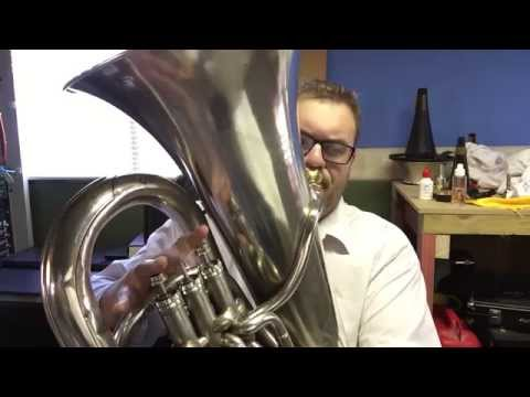 The Eb Bass / Eb Tuba | Carnival Of Venice Variations