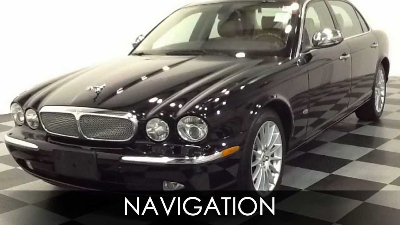 2007 jaguar xj8 l for sale