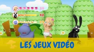 Bébé Lilly - Les Jeux Vidéo