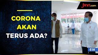 PSBB Tak Dilonggarkan, Jokowi Minta Masyarakat Hidup Berdampingan dengan Corona - JPNN.com