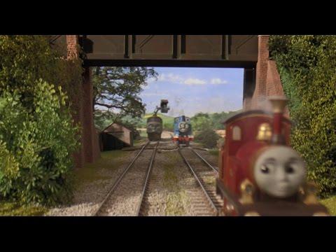 Thomas and the Magic Railroad - Chase (HD) (English)