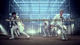 NU'EST - Action Karaoke