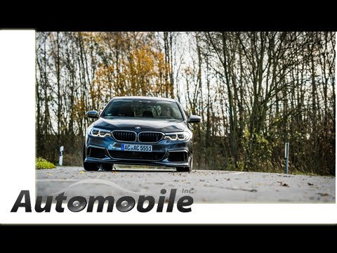 AC Schnitzer BMW M550i xDrive review – can upgrades turn the M550i from cruiser to bruiser? | by Au