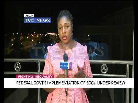 Moyo Thomas speaks on SDGs implementation