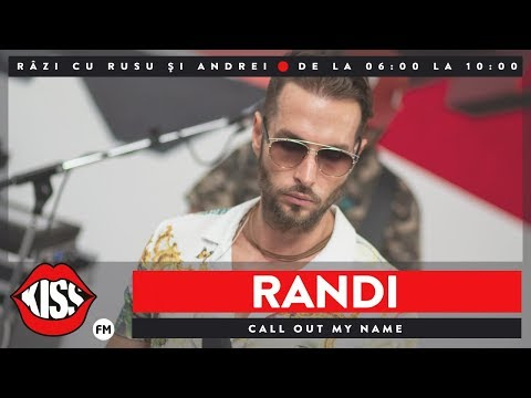 Randi - Call out my name (Cover #neasteptat)