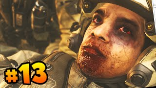 "Call of Duty ADVANCED WARFARE Walkthrough (Part 13) - Campaign Mission 13 ""THROTTLE"" (COD 2014)"