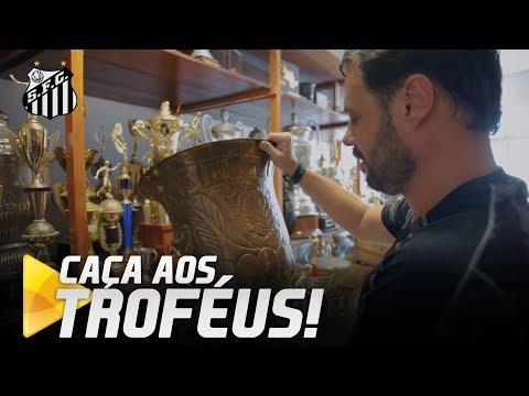 EM BUSCA DOS TROFÉUS PERDIDOS!