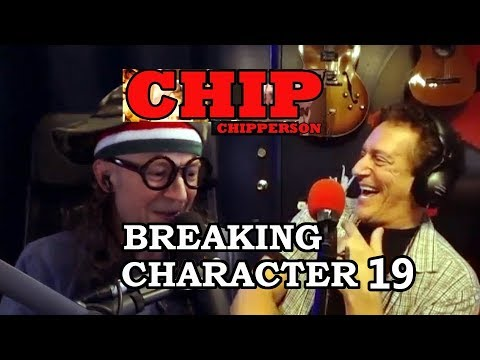 Chip Chipperson Podacast - 028 - Breaking Character (Anthony Cumia, New Producer Audition)