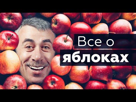 Все о яблоках
