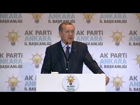 Cumhurbaşkanı ve AK Parti Genel Başkanı Erdoğan: İktidar gücünü gururlanma için kullanmamalıyız