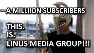 1 Million Subscribers - Thank You SO Much! And a Giveaway!