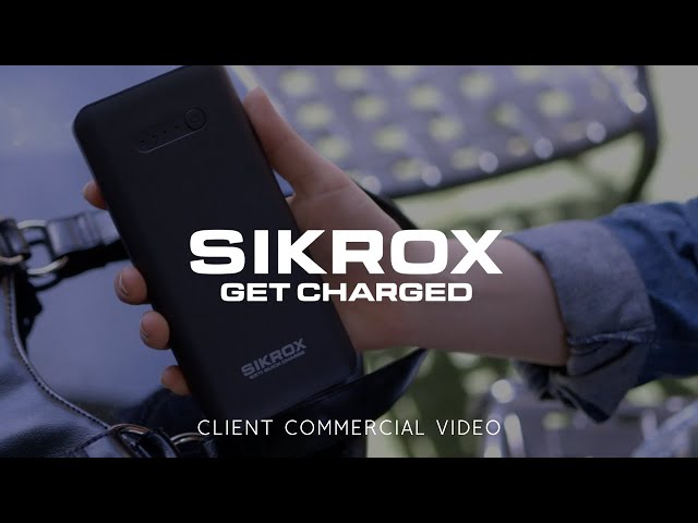Blackbird Charger Commercial Video - Made by Envy Creative