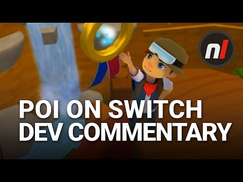 EXCLUSIVE: First 20 Minutes of Poi on Nintendo Switch w/ Developer Commentary