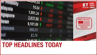 Nifty hovers around 11,900 mark; Future-RIL deal stalled; Kotak Bank & M&M finance earnings|Top News
