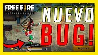 NUEVO BUG de la TIROLESA - RESULTADOS DE LA FREE FIRE LEAGUE (ACTUALIZANDO FREE FIRE)