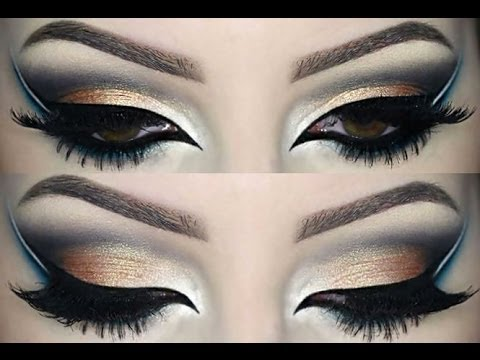 ♡ Arabian Inspired Makeup Artist  Melissa Samways ♡