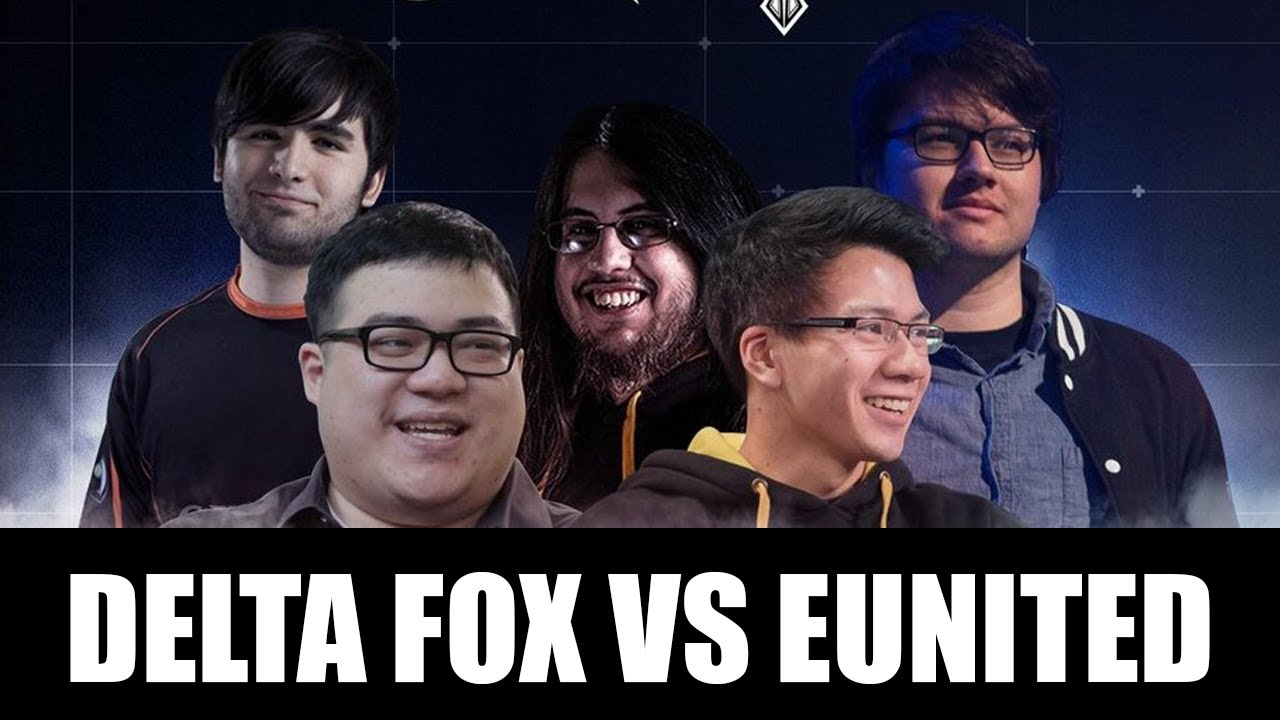 Scarra Delta Fox Meme Stream Dream Team Vs Eunited Nacs Match