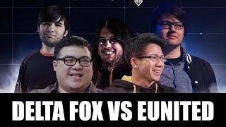 SCARRA: DELTA FOX (MEME STREAM DREAM TEAM) VS EUNITED NACS MATCH WEEK 1 HIGHLIGHTS thumbnail