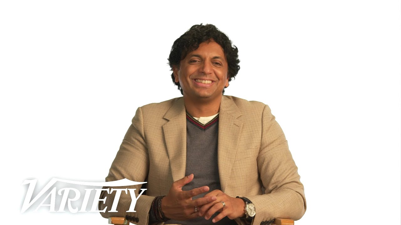 M. Night Shyamalan Talks 'Old' and His Love of Scaring Audiences