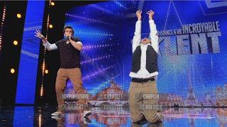 Shut up show - France's Got Talent 2014 audition - Week 2