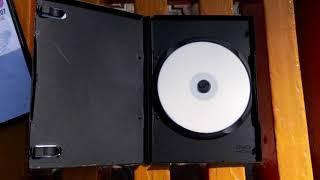 Вариант оформления футляра (бокса, коробочки) для DVD-диска свадебного фильма