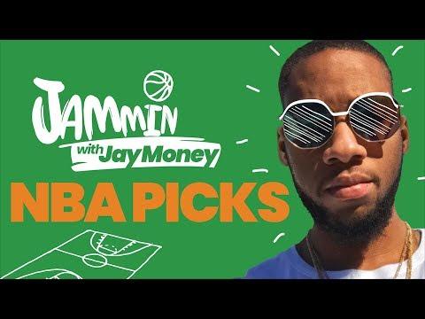 76ers vs. Bucks + Rockets vs. Lakers NBA Picks & Betting Previews | Jammin with Jay Money