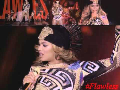 Beyoncé- Audio Flawless Remix Ft Nicki Minaj OTR.