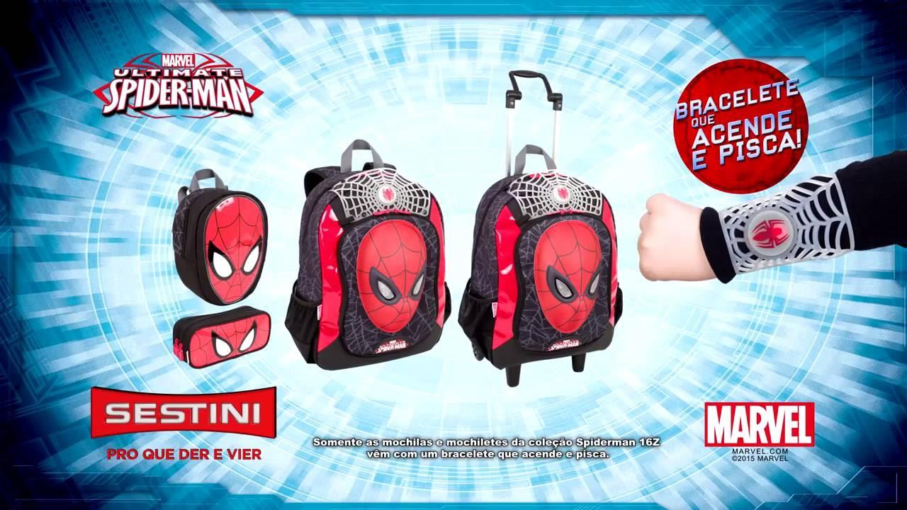 8f8e59ce5 Comercial Spider Man Sestini 2016 064242-00 - YouTube